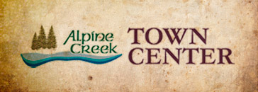 Alpine Creek Town Center Logo