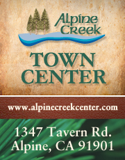Alpine Creek Town Center Alpine CA 91901