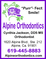 Alpine Orthodontics Alpine CA 91901