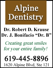 Alpine Dentistry in Alpine CA 91901