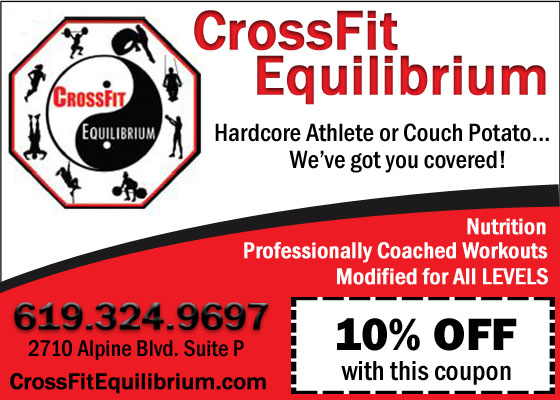 CrossFit Equilibrium Discount Coupon