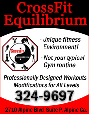 CrossFit Equilibrium Alpine CA