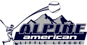 Alpine Little League Baseball