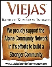 Viejas Band of Kumeyaay Indians Alpine CA 91901