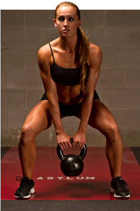 crossfit Photo Kettlebell